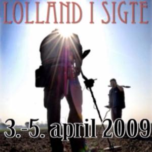 Detektortræf Lolland 2009